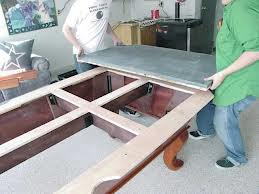 Pool table moves in Wilmington North Carolina