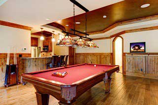 Experienced pool table movers in Wilmington