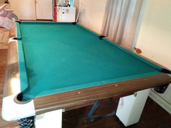 Pool Tables For Sale Sell A Pool Table In Wilminton North - Abia pool table movers
