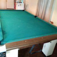 5x9 Pool Table