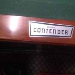 Contender Pool Table for Sale