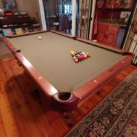 Brunswick Pocket Billiards Table