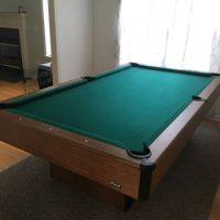 8' Mizerak Pool Table