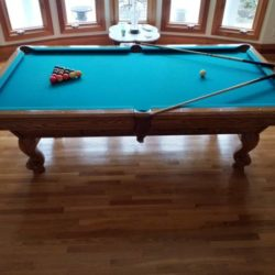 Brunswick Pool Table 8""